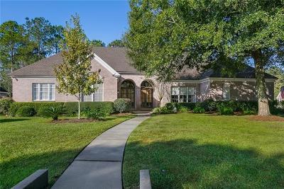 Covington Single Family Home For Sale: 443 Northpark Boulevard