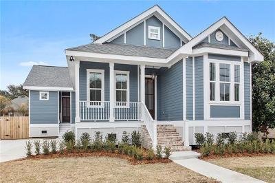 New Orleans Single Family Home For Sale: 6019 Paris Avenue