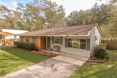 Covington Single Family Home For Sale: 529 E 35th Avenue