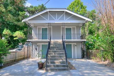 New Orleans Multi Family Home For Sale: 8420 Cohn Street