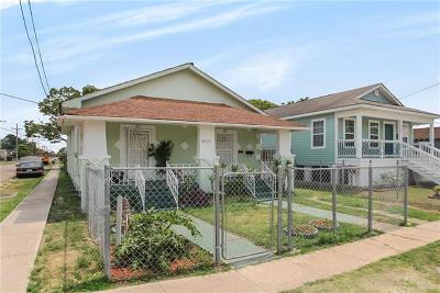 New Orleans Single Family Home For Sale: 8937 Fig Street