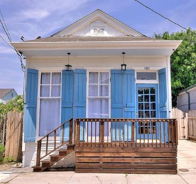New Orleans Single Family Home For Sale: 815 N Salcedo Street