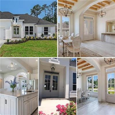 Madisonville LA Single Family Home For Sale: $399,900