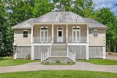Covington Single Family Home For Sale: 25 S Azalea Drive