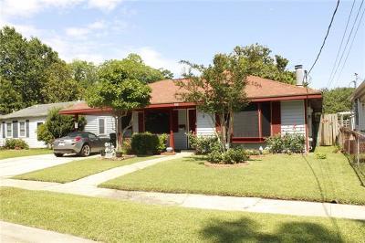River Ridge, Harahan Single Family Home For Sale: 917 Tyler Avenue