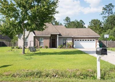 Covington Single Family Home For Sale: 73210 Penn Mill Road