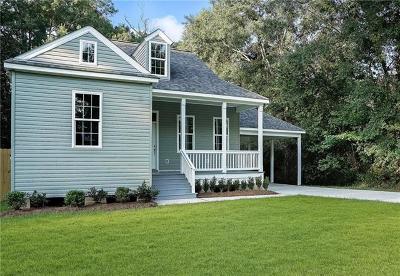 Covington Single Family Home For Sale: 408 W 13 Avenue
