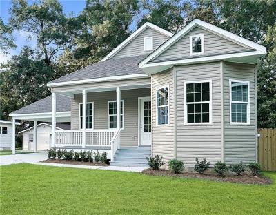 Covington Single Family Home For Sale: 412 W 13 Avenue
