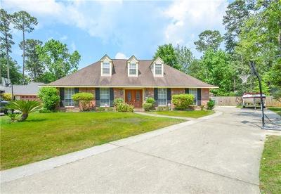 Slidell Single Family Home Pending Continue to Show: 103 Dublin Court