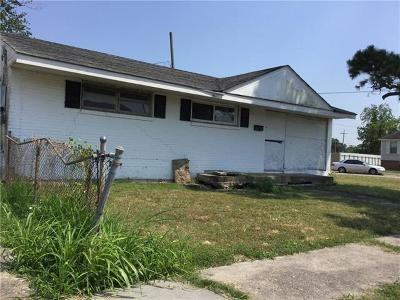 New Orleans Single Family Home For Sale: 6601 Dorian Street