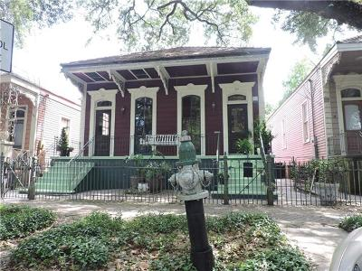 New Orleans Single Family Home For Sale: 825 Opelousas Avenue