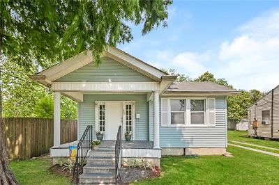 Harvey Single Family Home For Sale: 609 Saint Joseph Lane