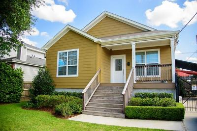 New Orleans Single Family Home For Sale: 870 Chapelle Street