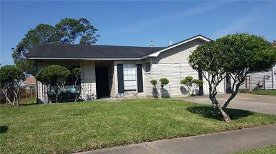 New Orleans Single Family Home For Sale: 2901 2901 Mansfield Avenue