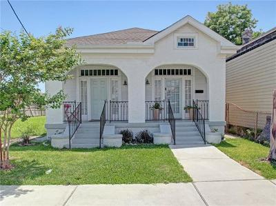Single Family Home For Sale: 2744 Conti Street