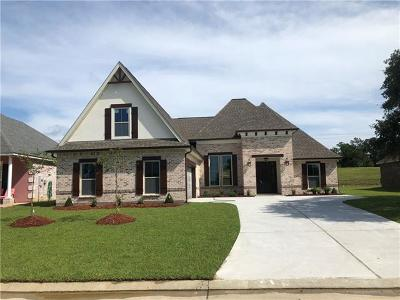 Slidell Single Family Home For Sale: 325 Cypress Lakes Drive