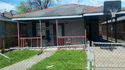 New Orleans Single Family Home For Sale: 2529 N Prieur Street