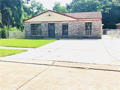 Single Family Home For Sale: 2341 Caddy Drive