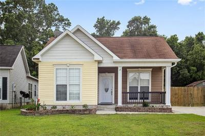 Single Family Home For Sale: 2707 Beaumont Place