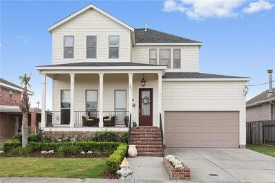 New Orleans Single Family Home For Sale: 401 37th Street