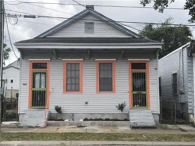 New Orleans Single Family Home For Sale: 2612 Orleans Avenue