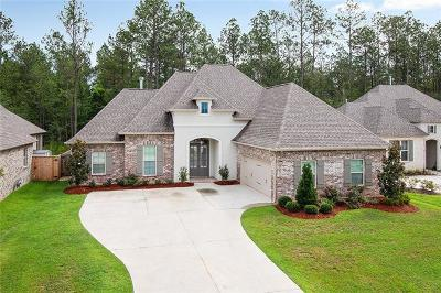 Madisonville Single Family Home For Sale: 592 Blue Heron Lane