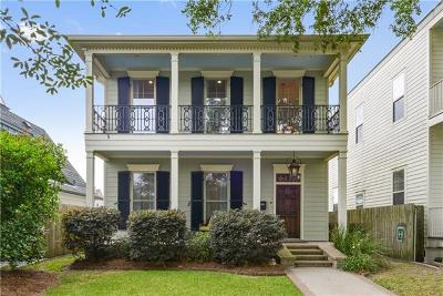 New Orleans Single Family Home Pending Continue to Show: 6118 General Haig Street