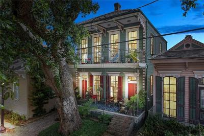 New Orleans Single Family Home For Sale: 316 Seguin Street
