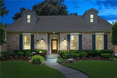 Kenner Single Family Home For Sale: 5132 Janice Avenue