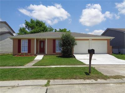 Harvey Single Family Home For Sale: 3145 Primwood Drive