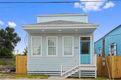 New Orleans Single Family Home For Sale: 3005 Danneel Street