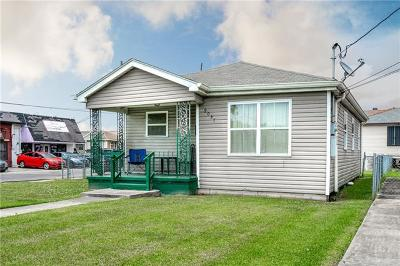 New Orleans Single Family Home For Sale: 9037 Fig Street