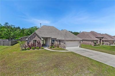 Madisonville Single Family Home For Sale: 240 Faye Daye Drive