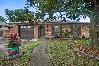 Metairie Single Family Home For Sale: 905 Cleary Avenue