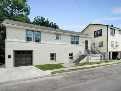 New Orleans Multi Family Home For Sale: 3711 Cadiz Street