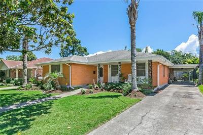 Metairie Single Family Home For Sale: 3505 Labarre Road