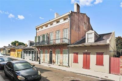 Townhouse For Sale: 1014 St Peter Street