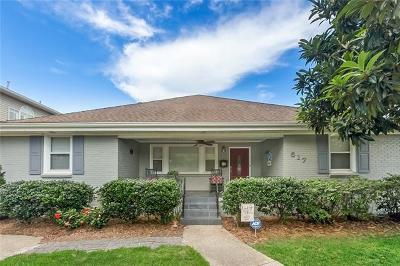 Metairie Single Family Home For Sale: 517 Sena Drive