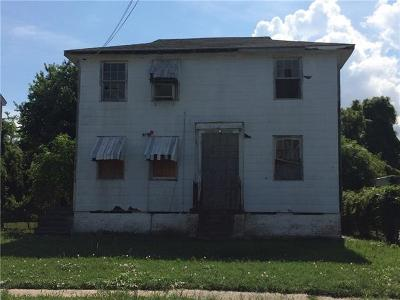 Multi Family Home For Sale: 6227 Warrington Drive