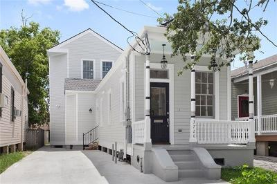 Single Family Home For Sale: 3720 Bienville Street