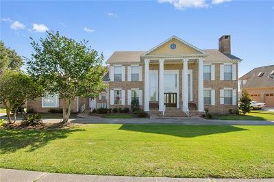 Single Family Home For Sale: 5990 Eastover Drive