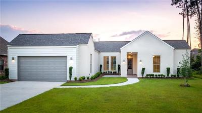 Single Family Home For Sale: 471 Chateau Grimaldi