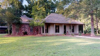 Madisonville Single Family Home For Sale: 5 Dana Street