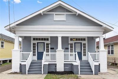New Orleans Multi Family Home For Sale: 428 S Murat Street