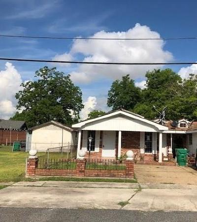 Single Family Home For Sale: 1337 Theard Street