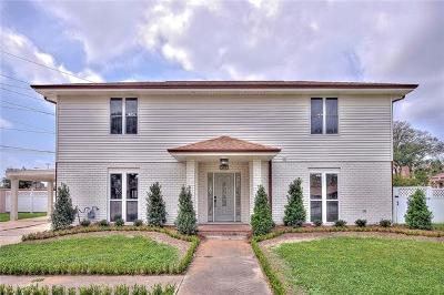 Kenner Single Family Home Pending Continue to Show: 141 Woodlake Boulevard