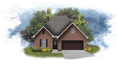 Marrero Single Family Home For Sale: 1231 Burgess Drive