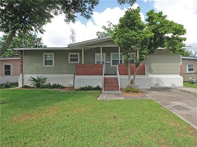 Metairie Single Family Home For Sale: 1108 David Drive