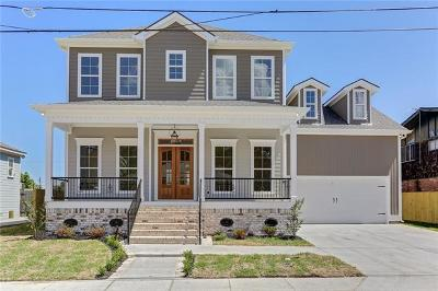 New Orleans Single Family Home Pending Continue to Show: 1383 Madrid Street