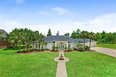 Marrero Single Family Home For Sale: 2628 Crestwood Drive
